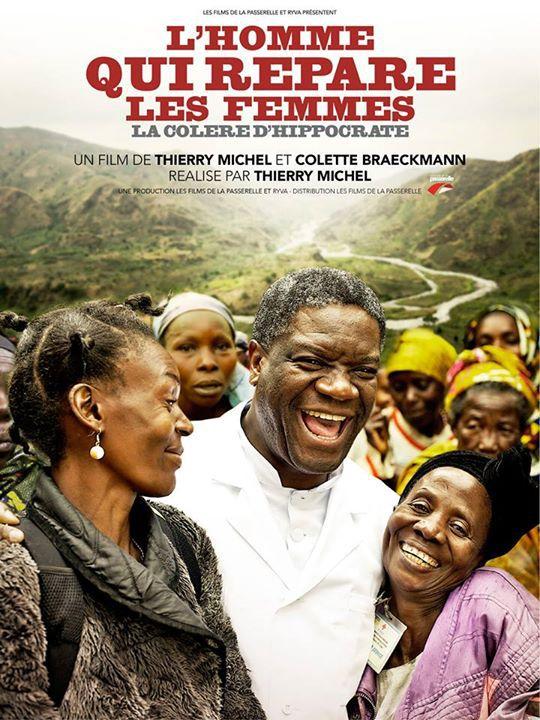 L'homme qui répare les femmes - Documentaire (2015)