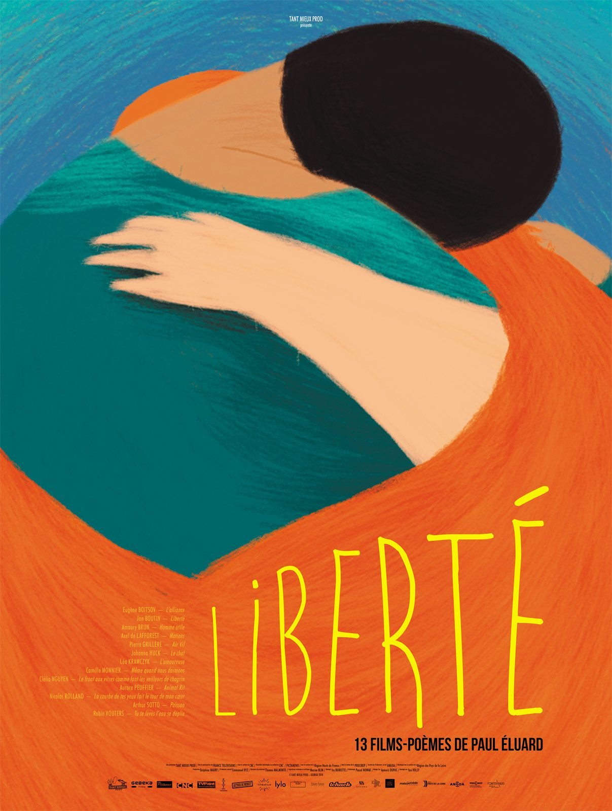Liberté 13 films-poèmes de Paul Eluard - Documentaire (2018)
