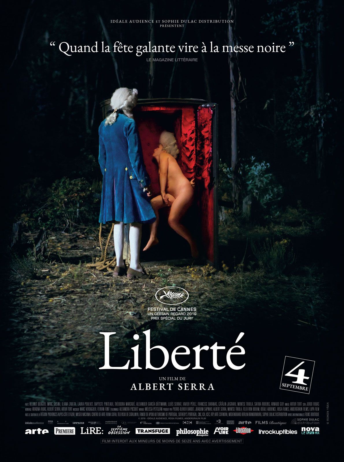 Liberté - Film (2019)