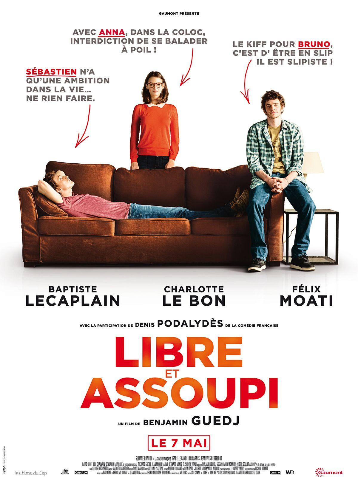 Libre et Assoupi - Film (2014)