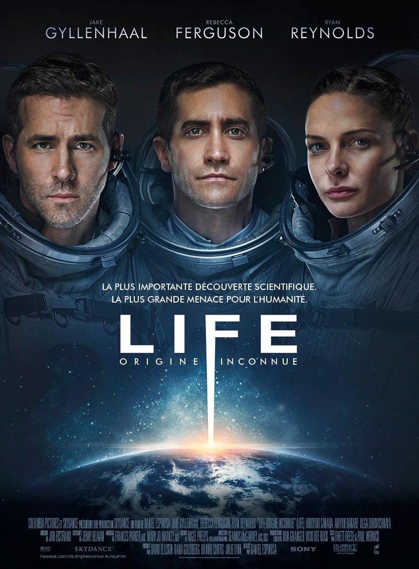 Life : Origine inconnue - Film (2017)