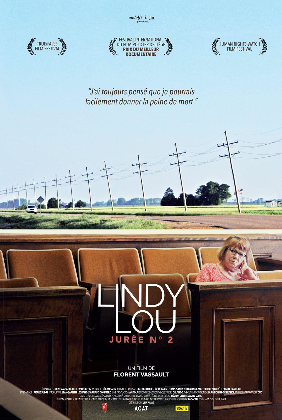Lindy Lou, jurée n°2 - Documentaire (2018)