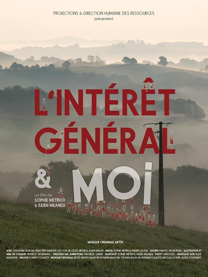 L'intérêt général et moi - Documentaire (2016)