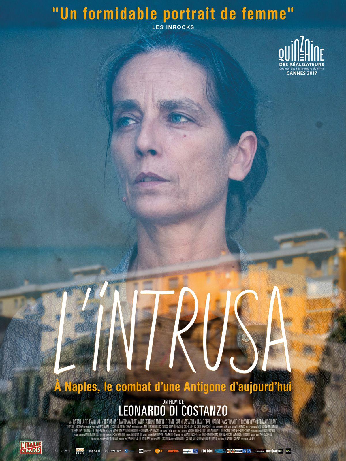 L'intrusa - Film (2017)