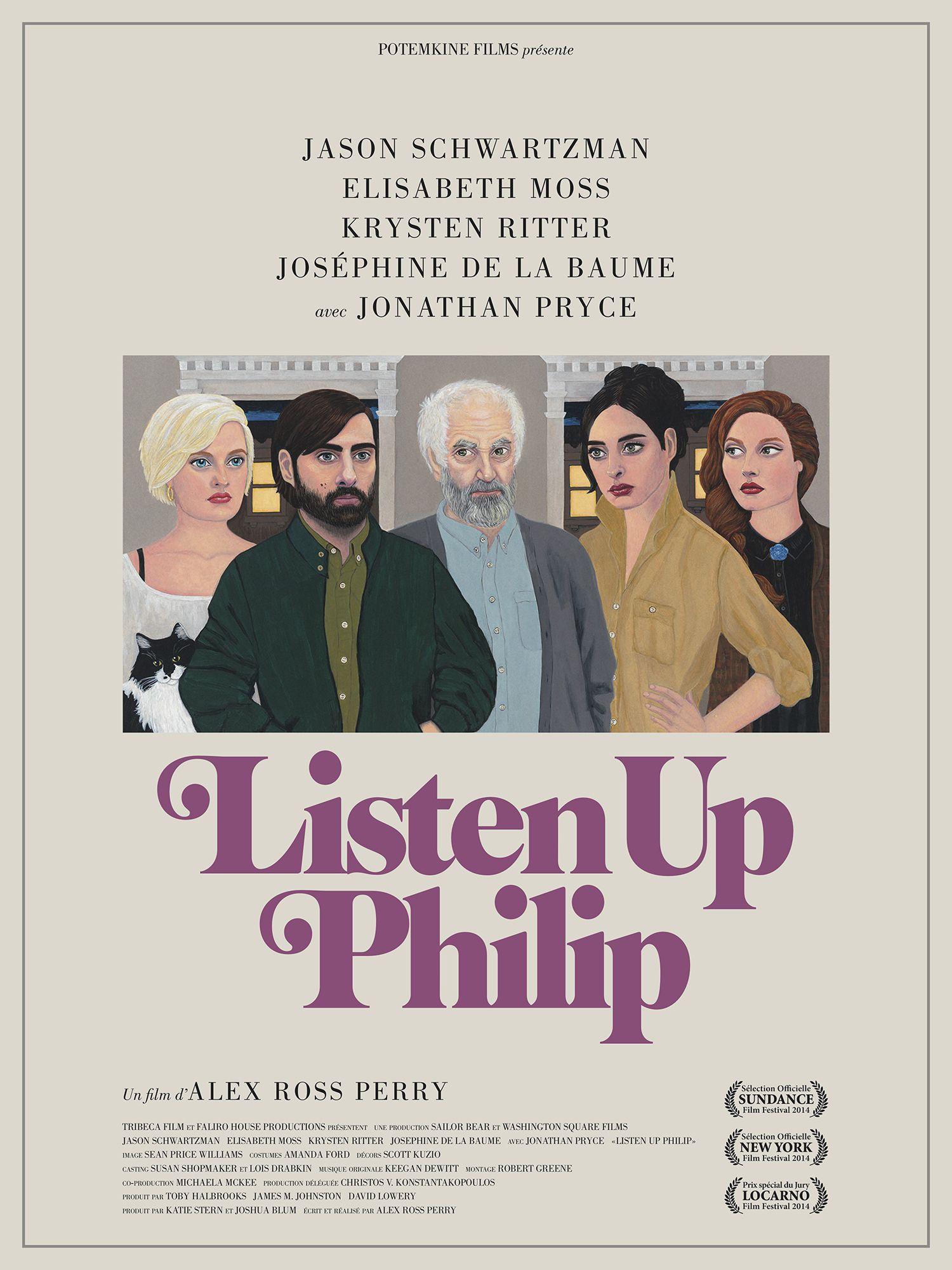 Listen Up Philip - Film (2014)