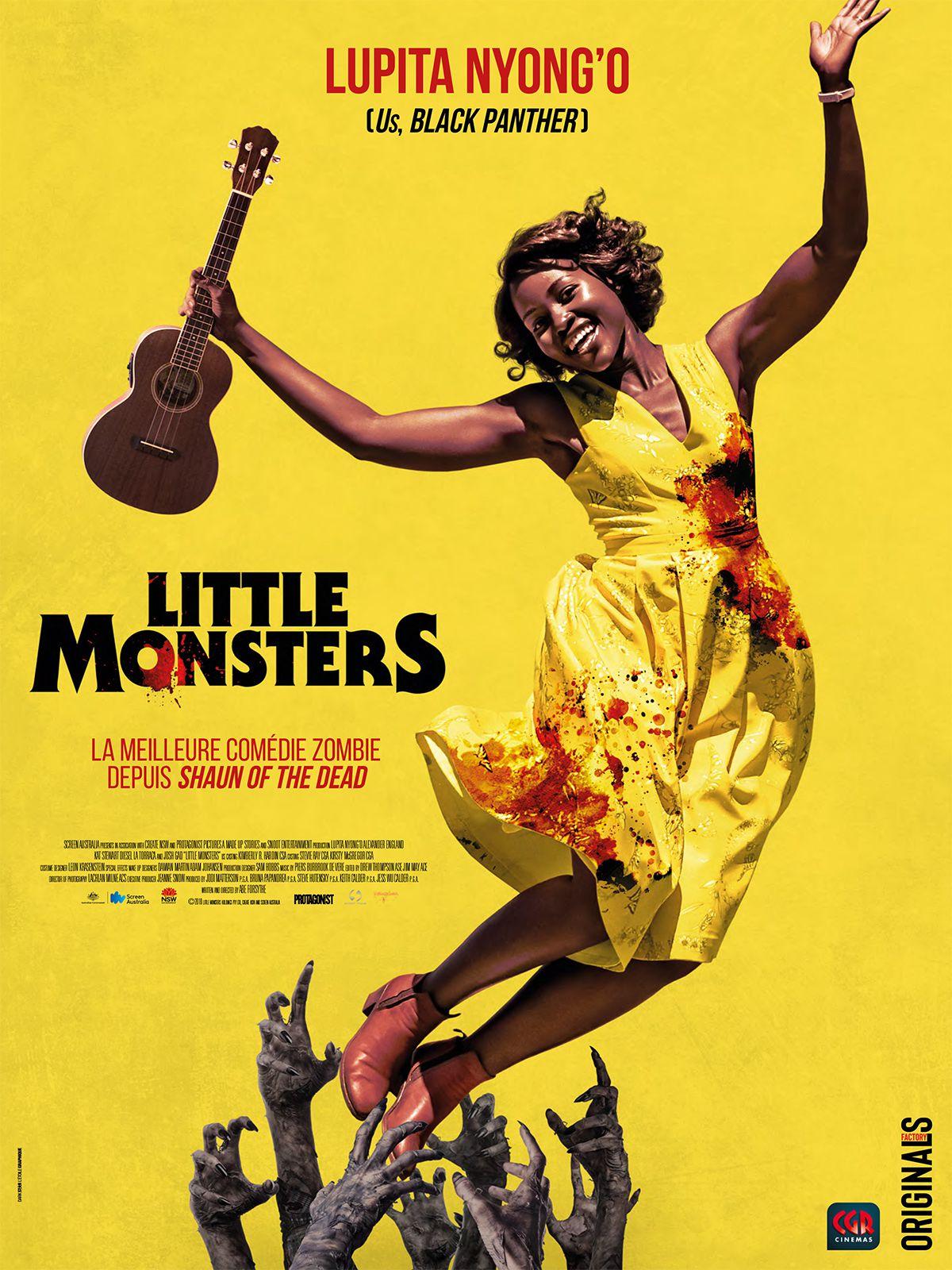 Little Monsters - Film (2019)
