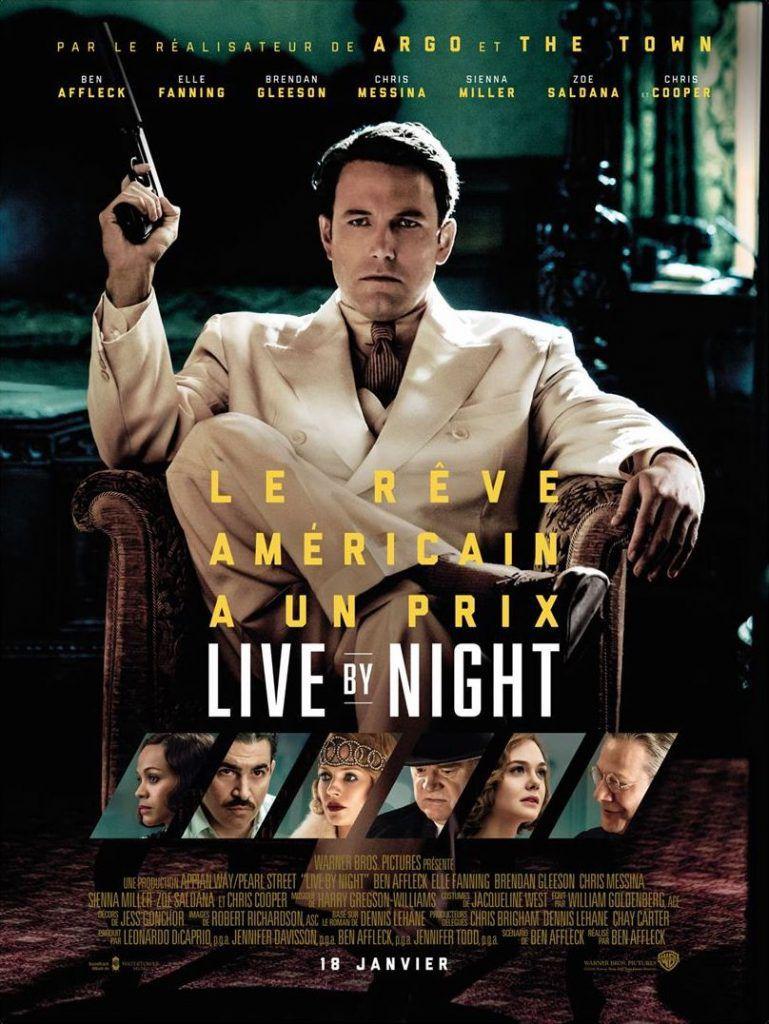 Live by Night - Film (2017)