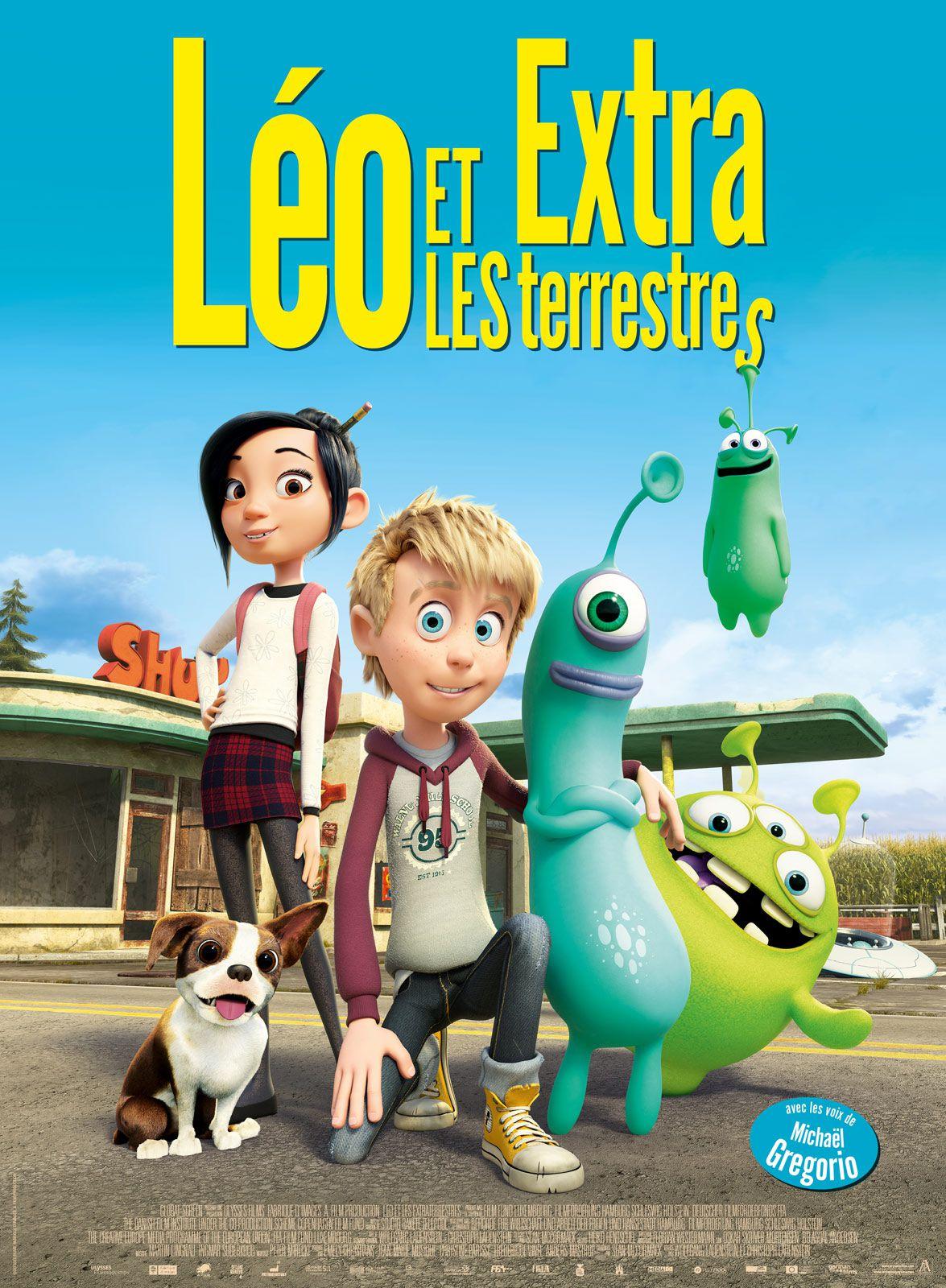 Léo et les extra-terrestres - Long-métrage d'animation (2018)