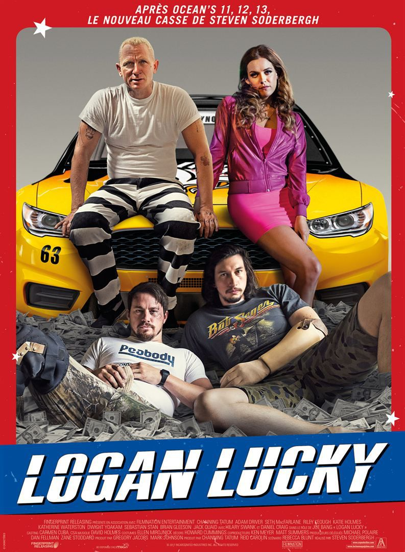 Logan Lucky - Film (2017)