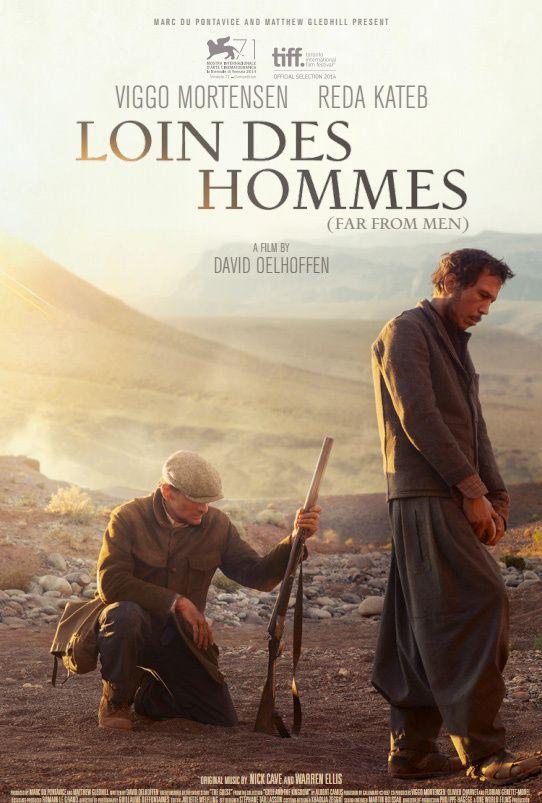 Loin des hommes - Film (2015)