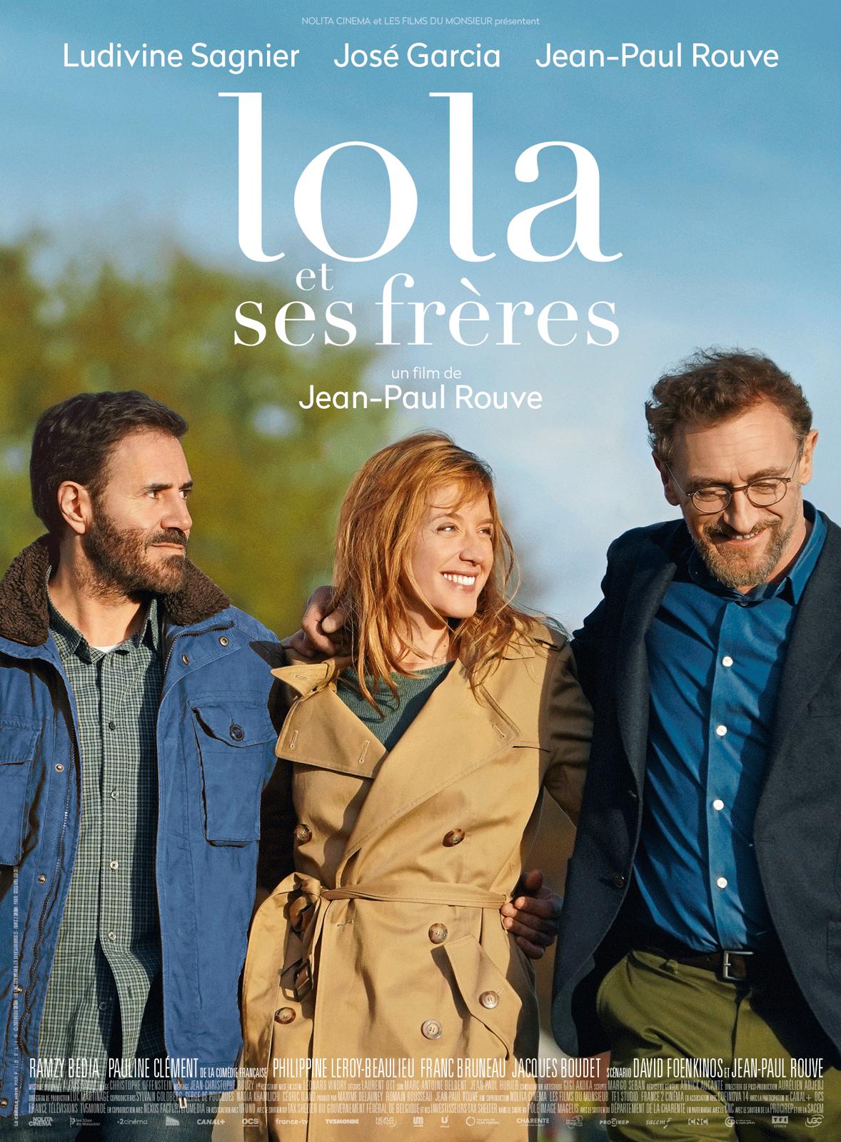 Lola et ses frères - Film (2018)
