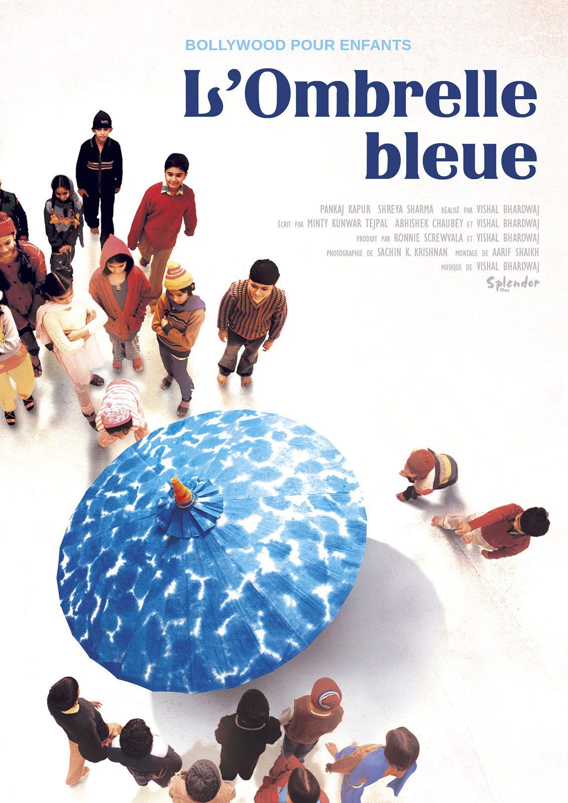 L'ombrelle bleue - Film (2007)