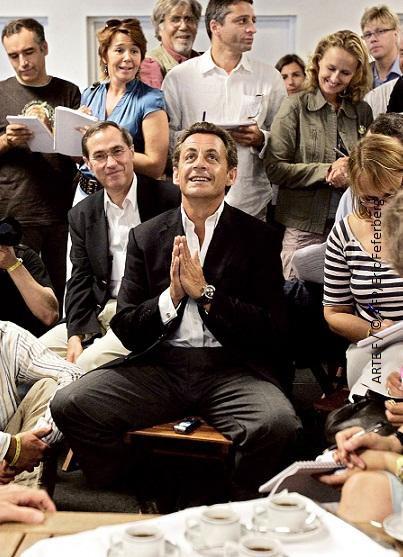 Looking for Nicolas Sarkozy - Documentaire (2011)