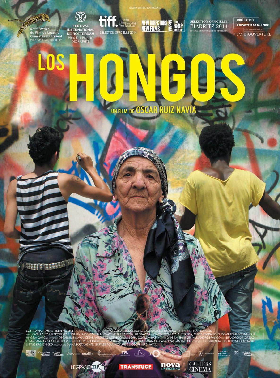 Los hongos - Film (2015)