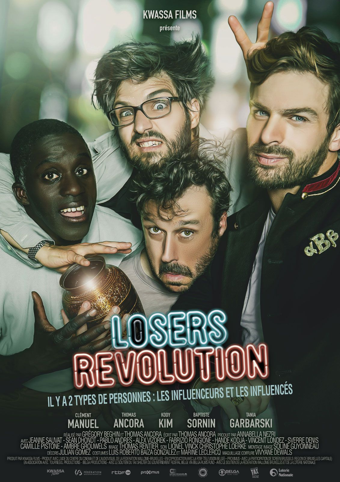 Losers Revolution - Film (2020)