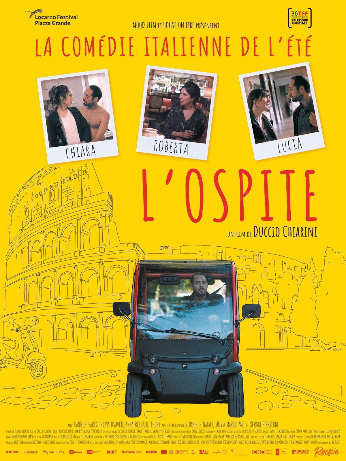 L'ospite - Film (2019)