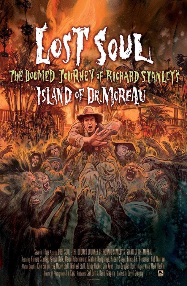 Lost Soul - The Doomed Journey Of Richard Stanley's Island Of Dr. Moreau - Documentaire (2014)