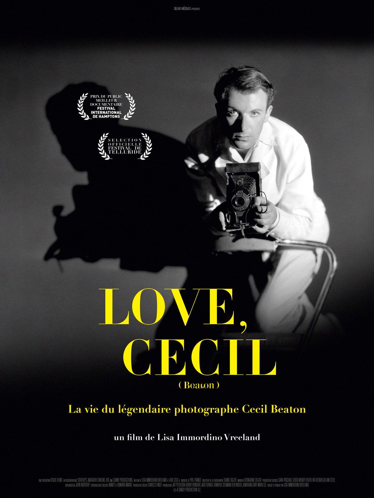 Love, Cecil (Beaton) - Documentaire (2019)