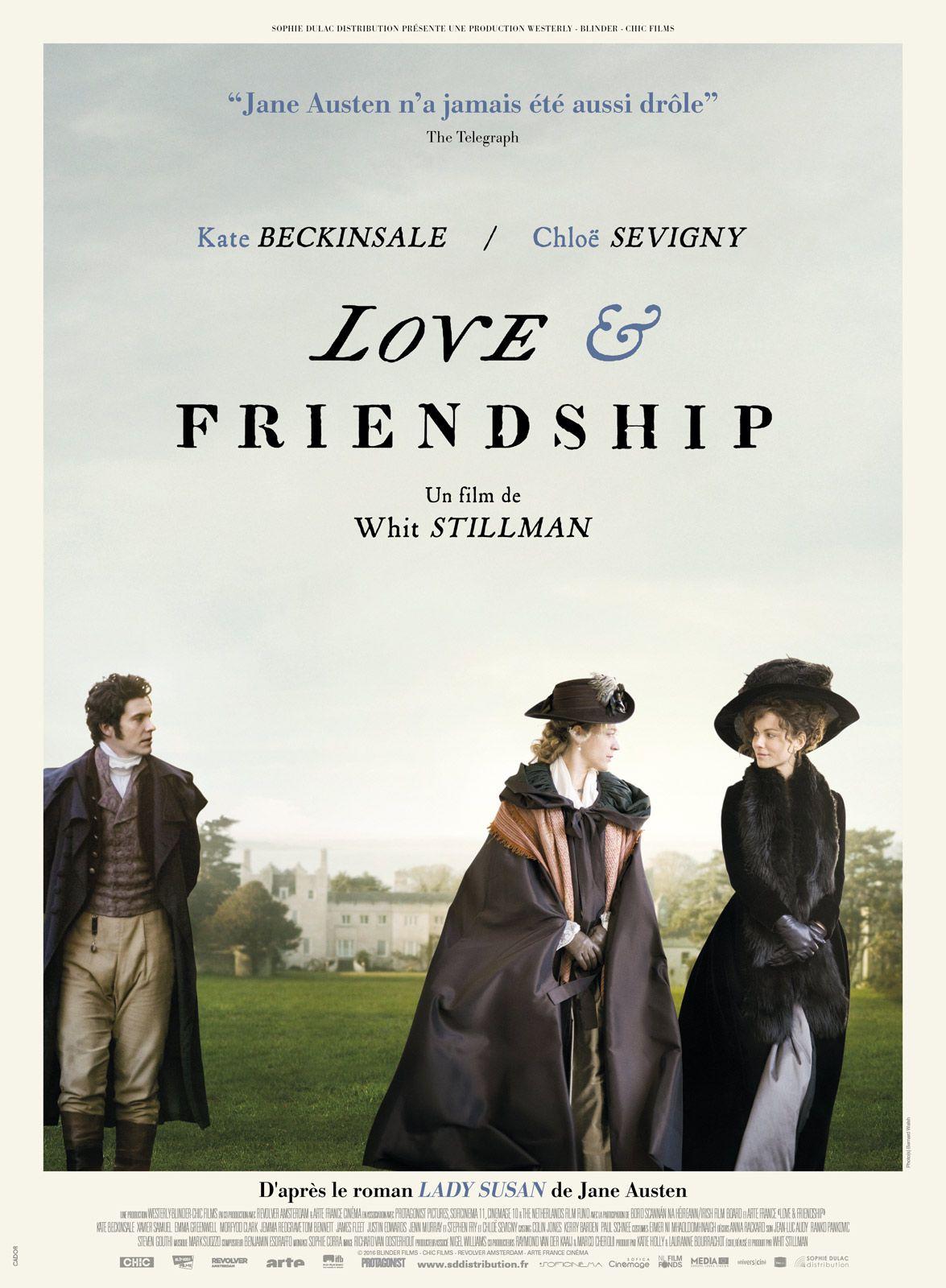 Love & Friendship - Film (2016)