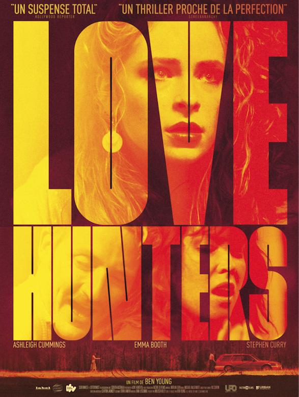 Love Hunters - Film (2017)