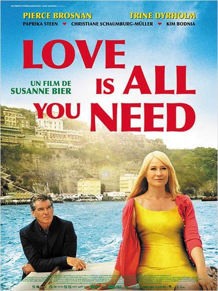Love Is All You Need - Film (2012)