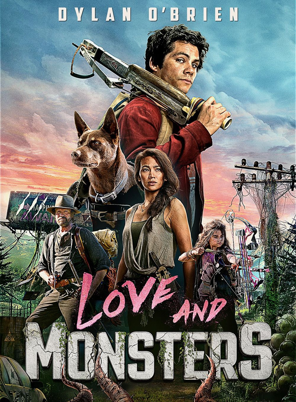Love and Monsters - Film (2020)