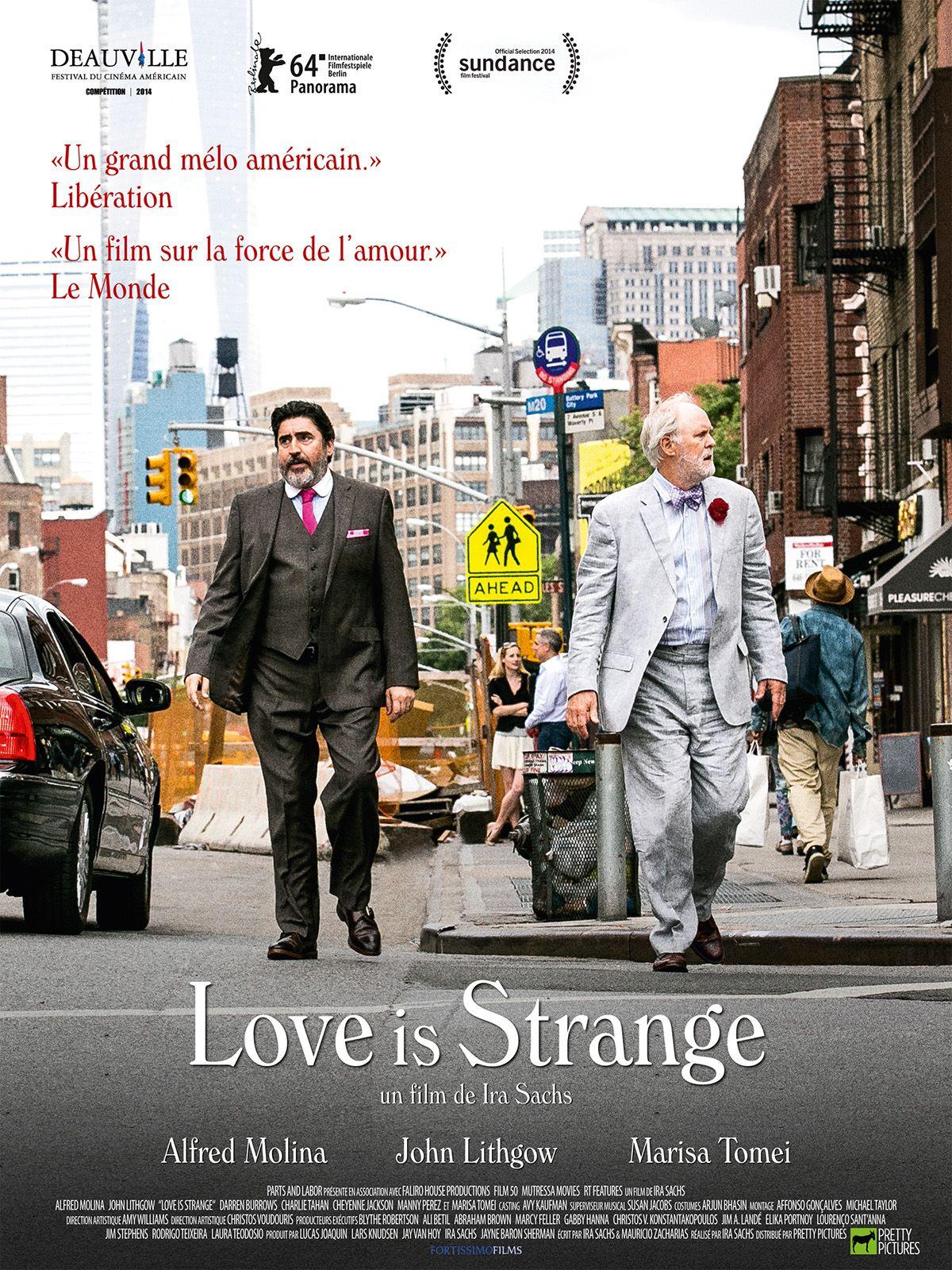 Love is Strange - Film (2014)