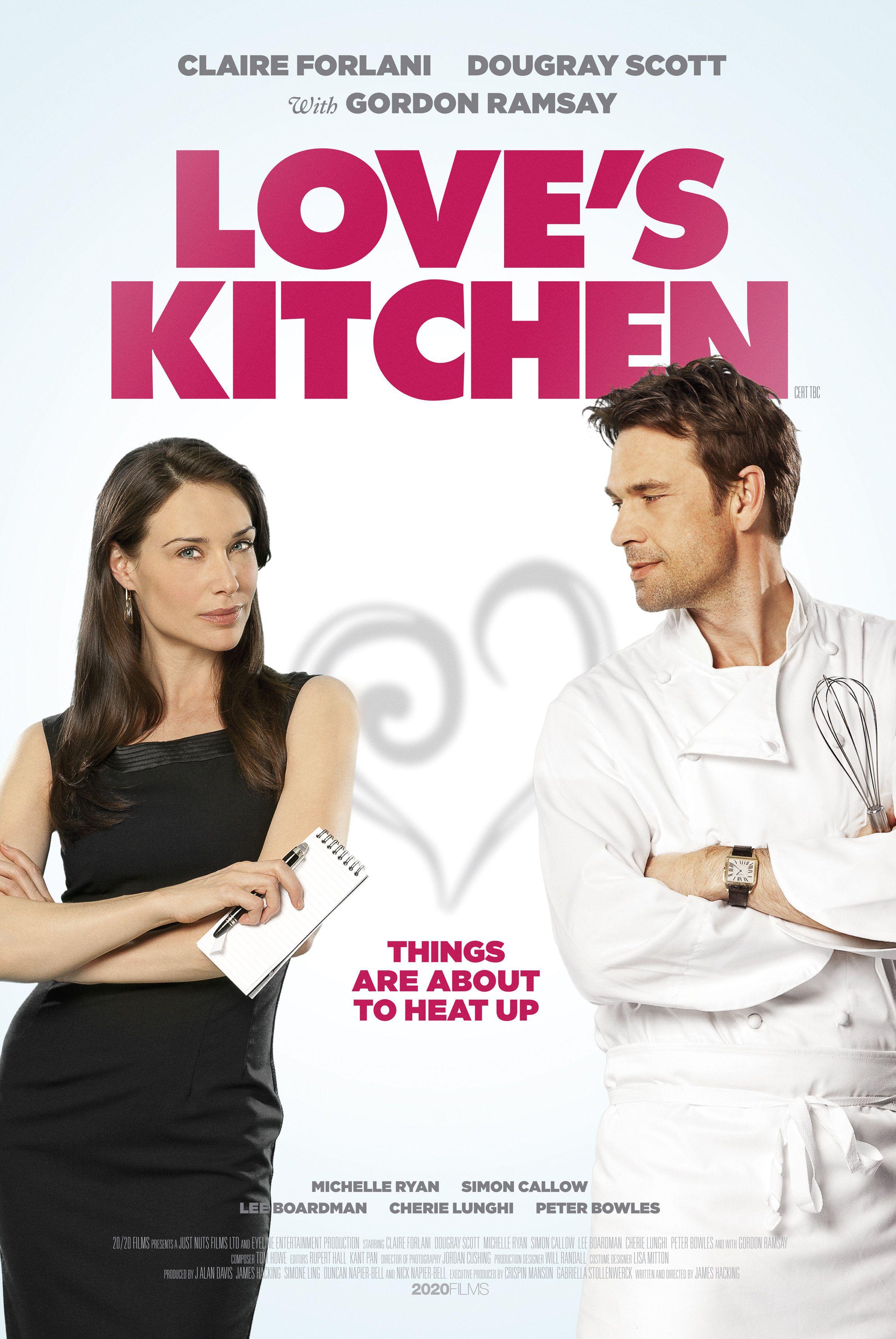 Love's Kitchen - Film (2011)
