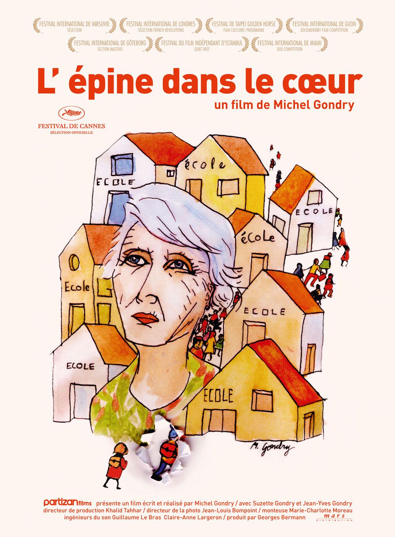 L'Épine dans le cœur - Documentaire (2010)