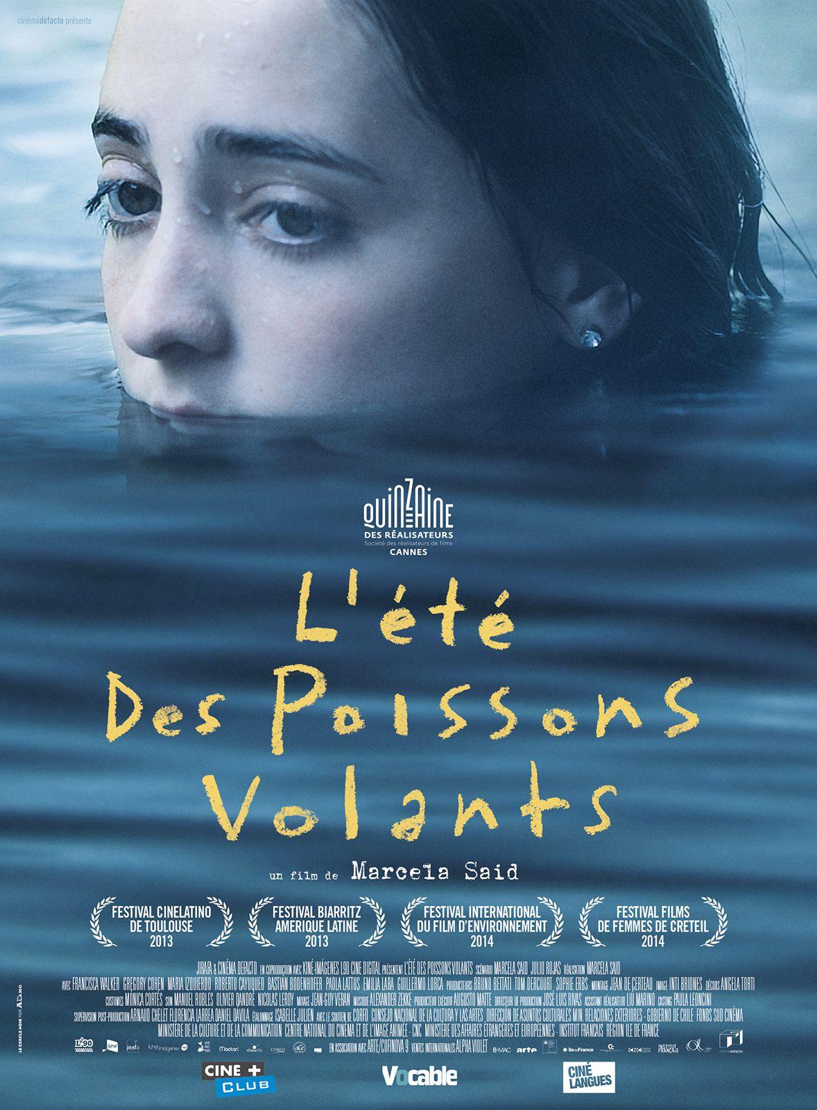 L'Été des poissons volants - Film (2014)