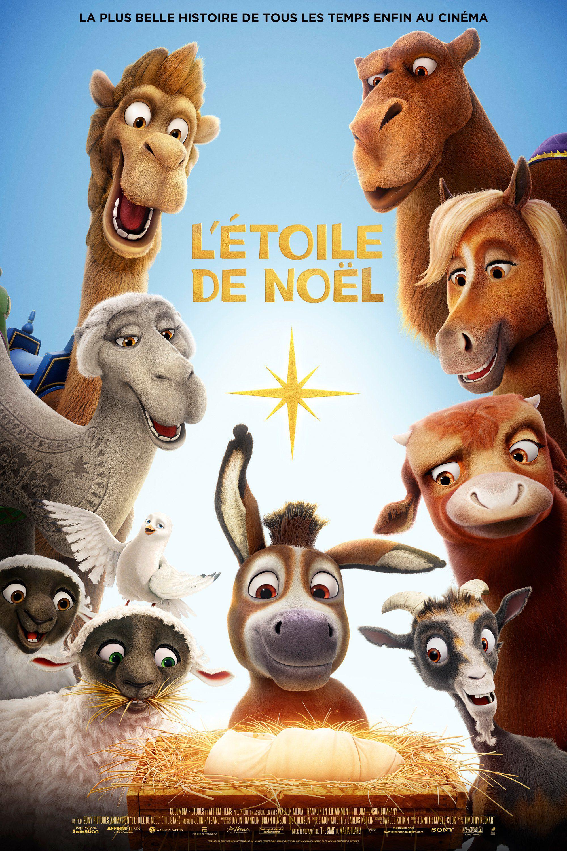 L'Étoile de Noël - Long-métrage d'animation (2017)