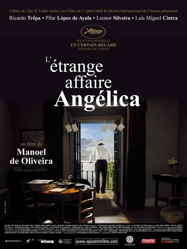 L'Étrange Affaire Angelica - Film (2010)
