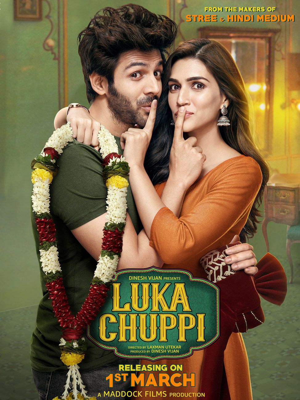 Luka Chuppi - Film (2019)