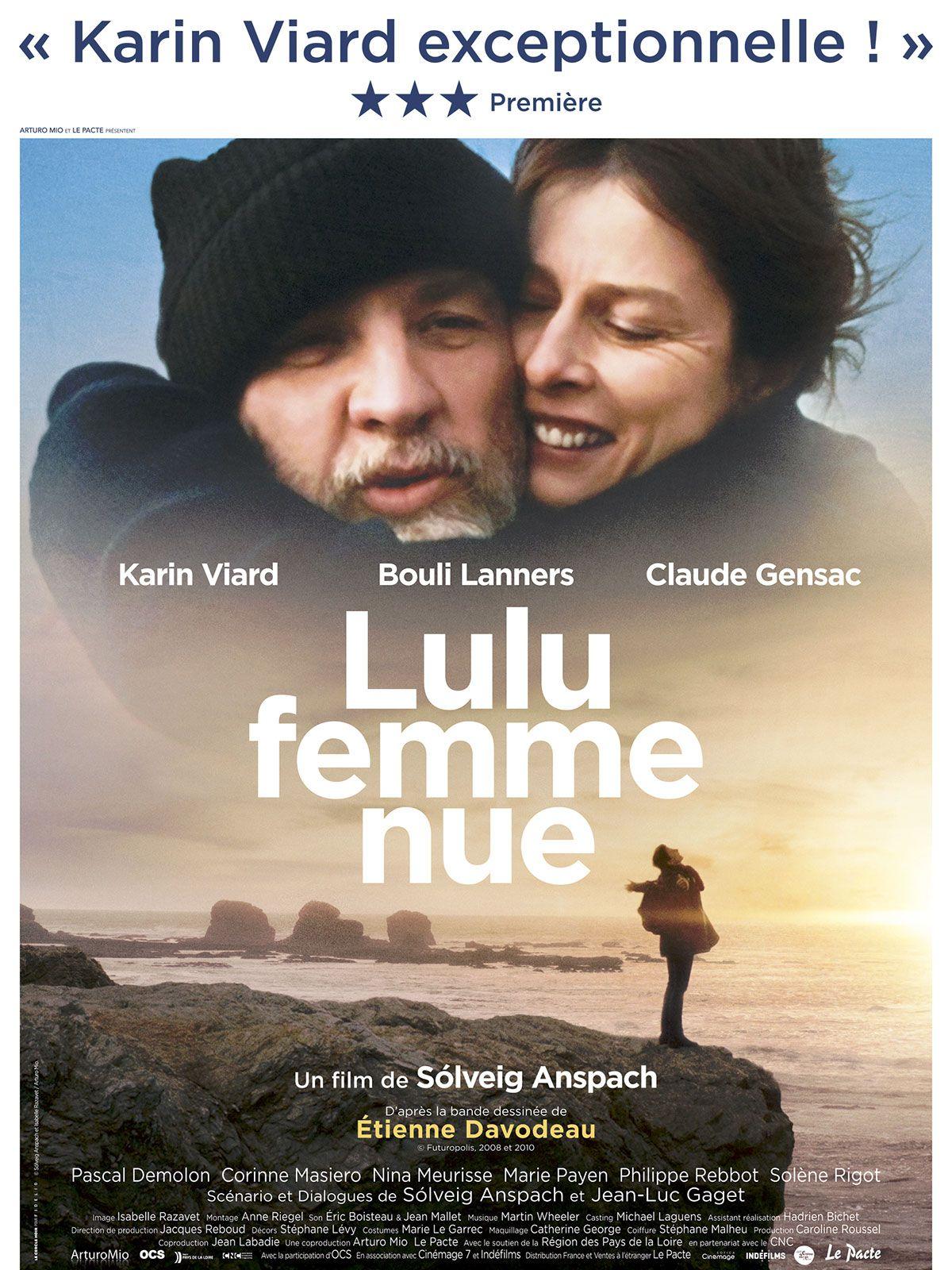 Lulu femme nue - Film (2014)