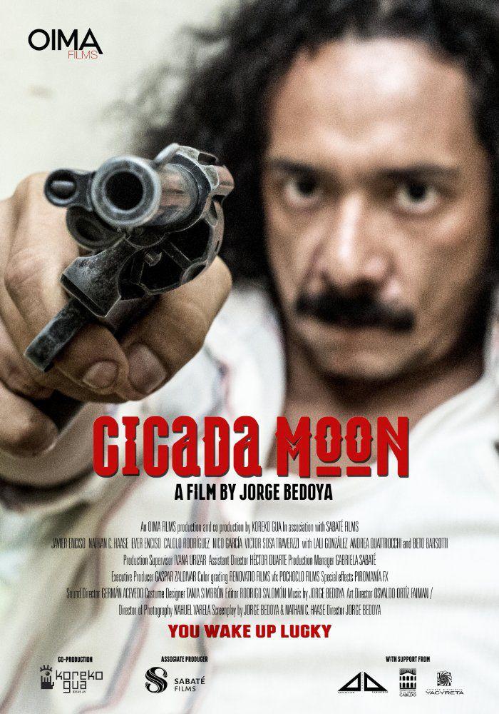 Luna de cigarras - Film (2016)