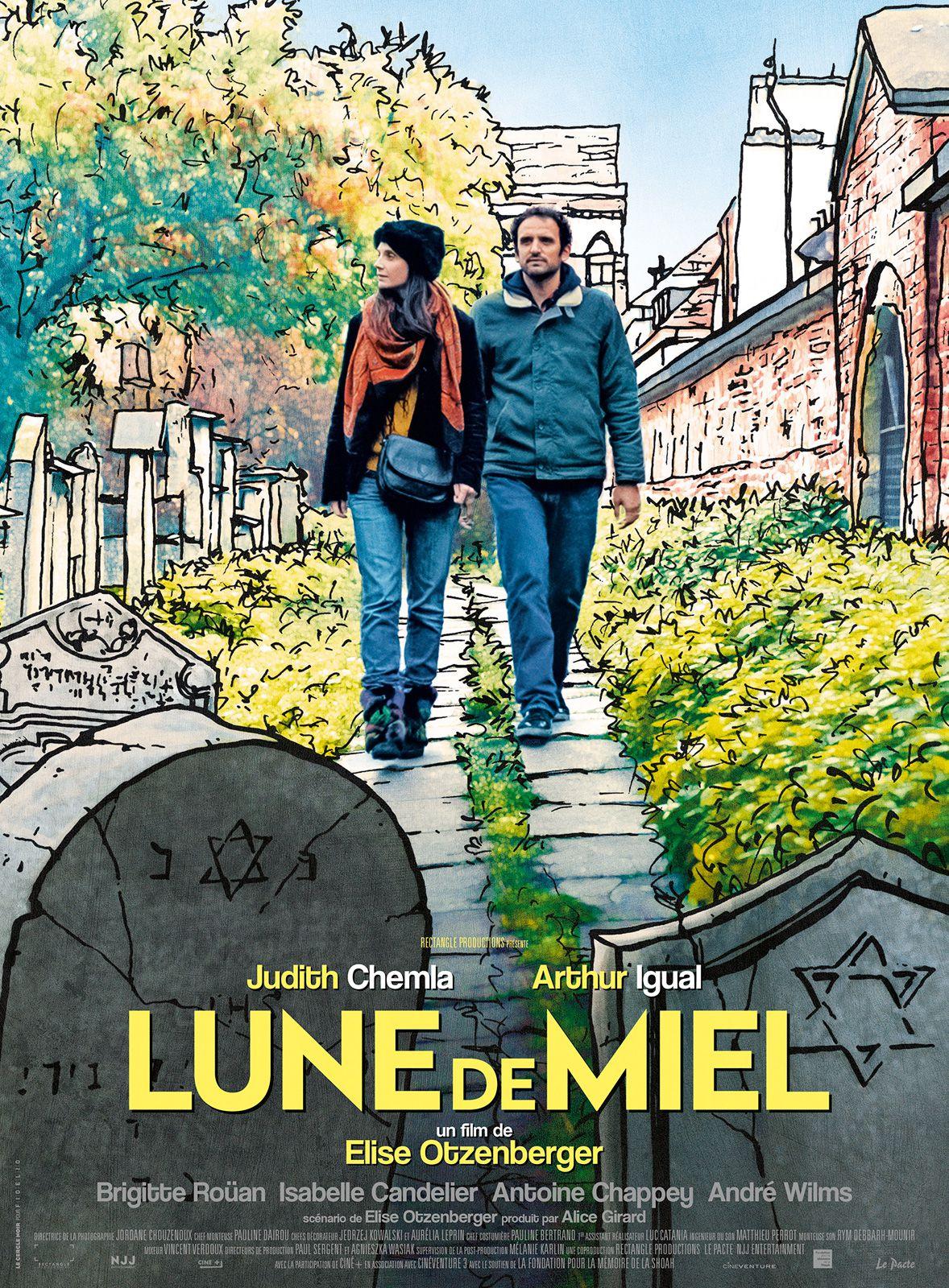 Lune de miel - Film (2019)