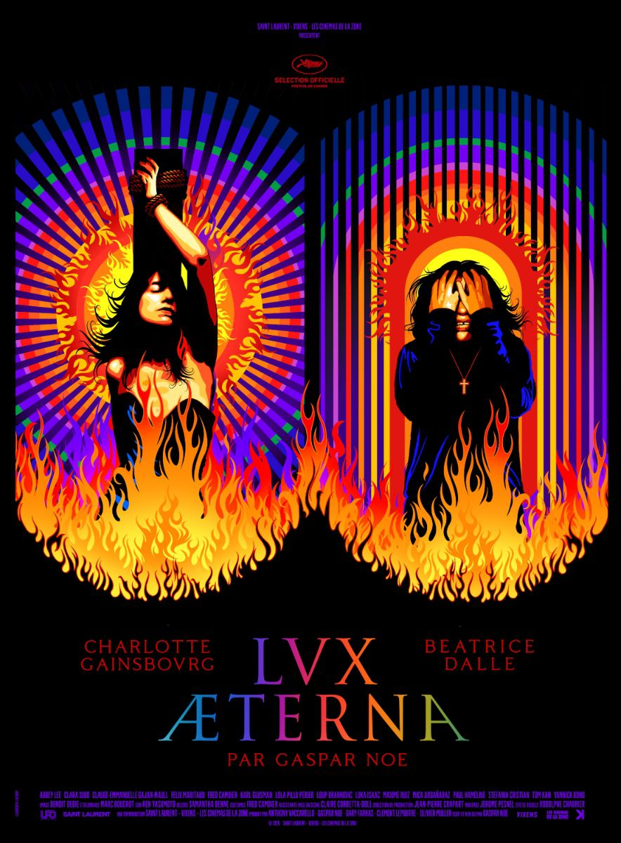 Lux Æterna - Film (2020)