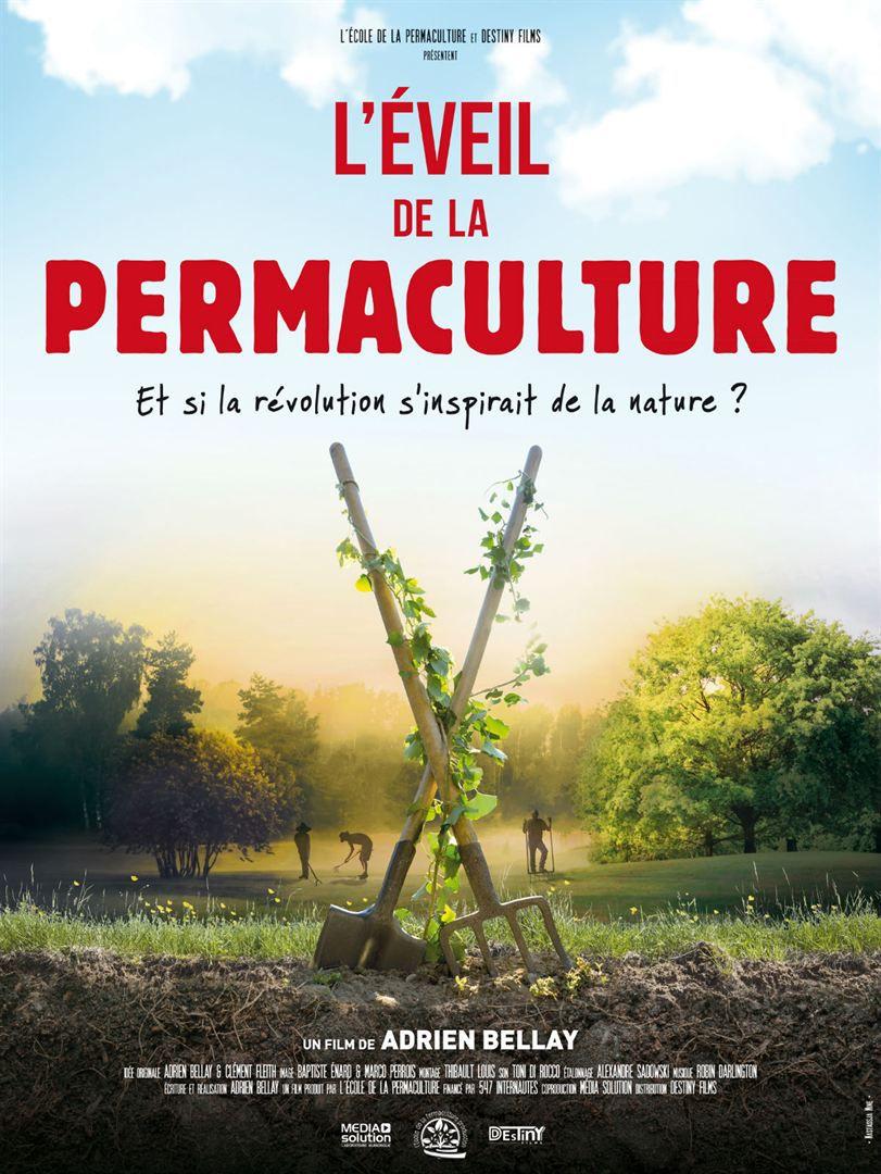 L'éveil de la permaculture - Documentaire (2017)