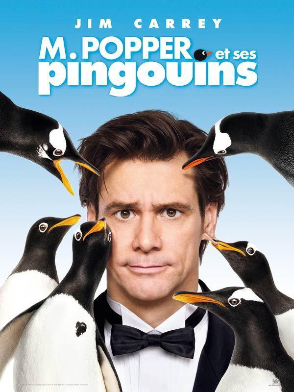 M. Popper et ses pingouins - Film (2011)