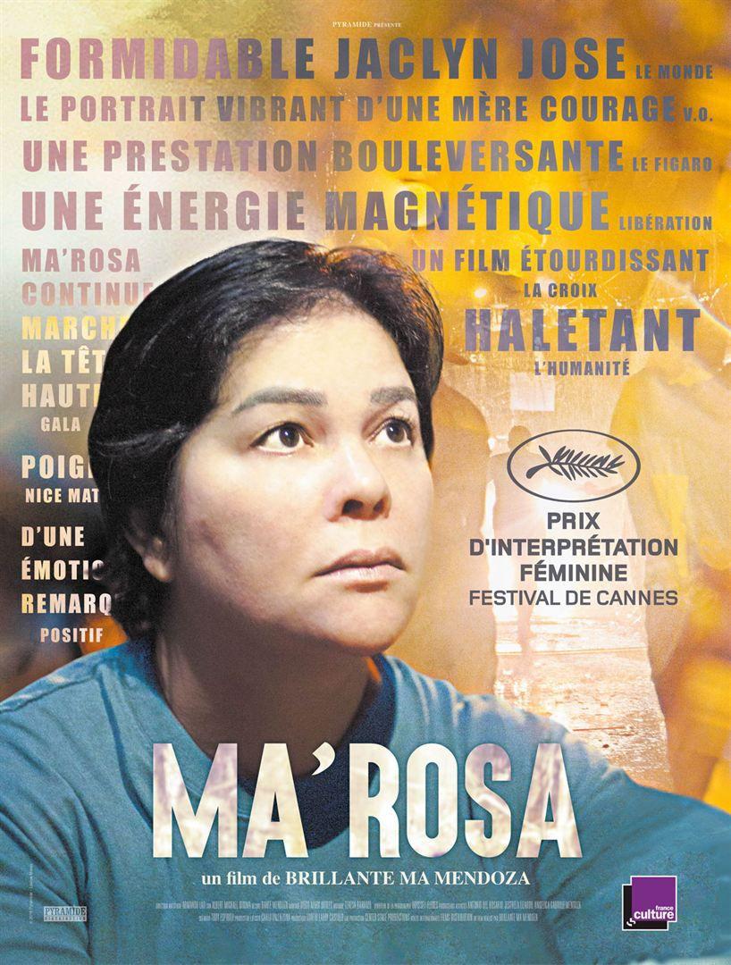 Ma' Rosa - Film (2016)