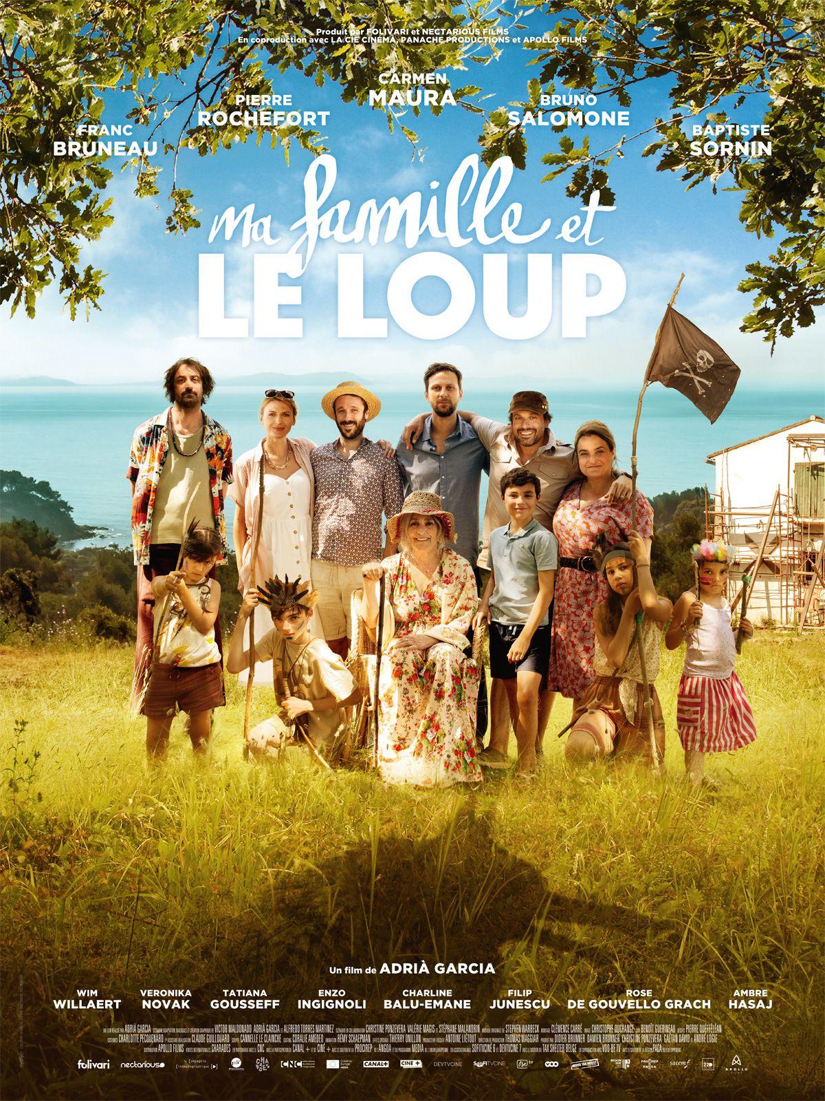 Ma famille et le loup - Film (2019)