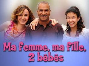 Ma femme, ma fille, deux bébés - Film (2010)