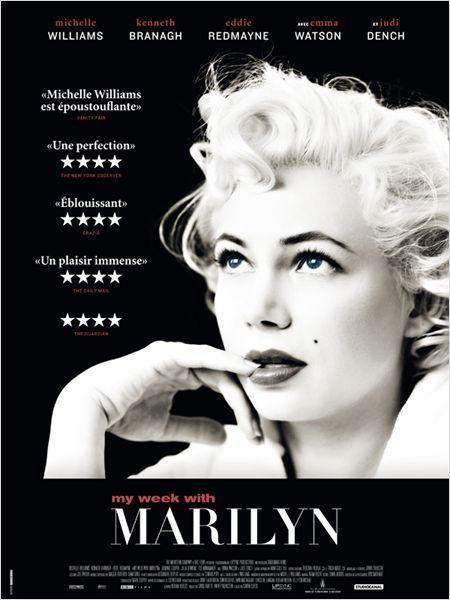 Ma semaine avec Marilyn - Film (2012)