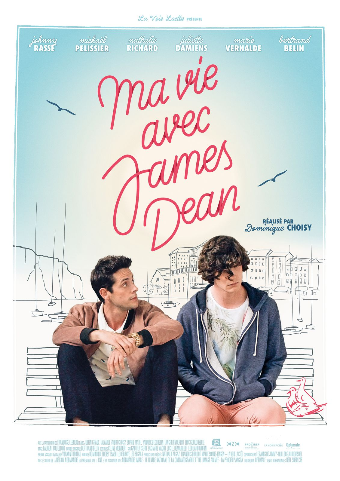 Ma vie avec James Dean - Film (2016)