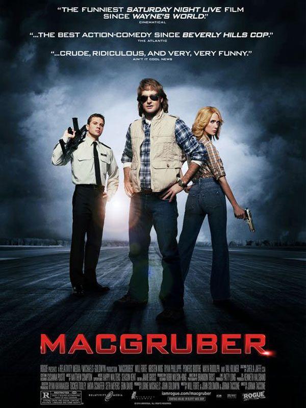 MacGruber - Film (2010)