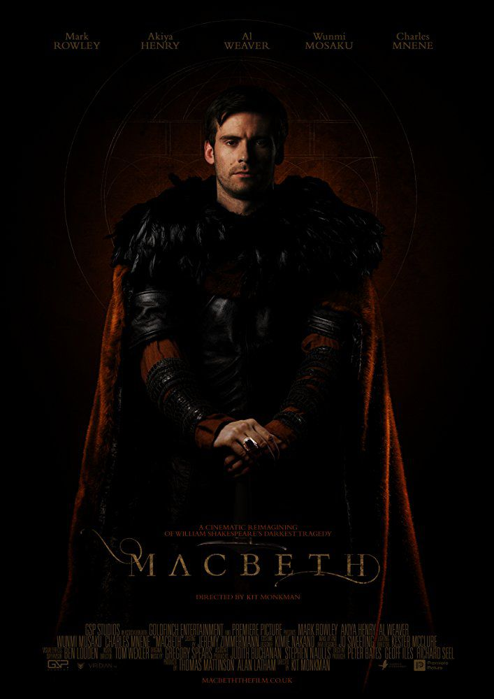Macbeth - Film (2018)