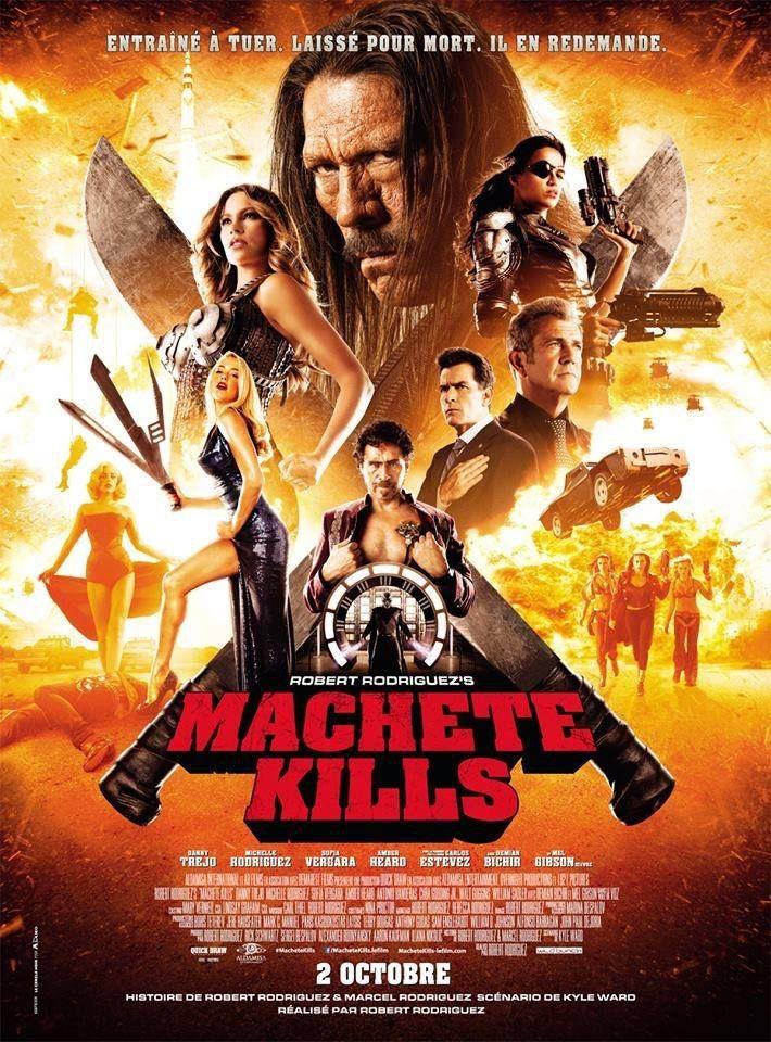 Machete Kills - Film (2013)