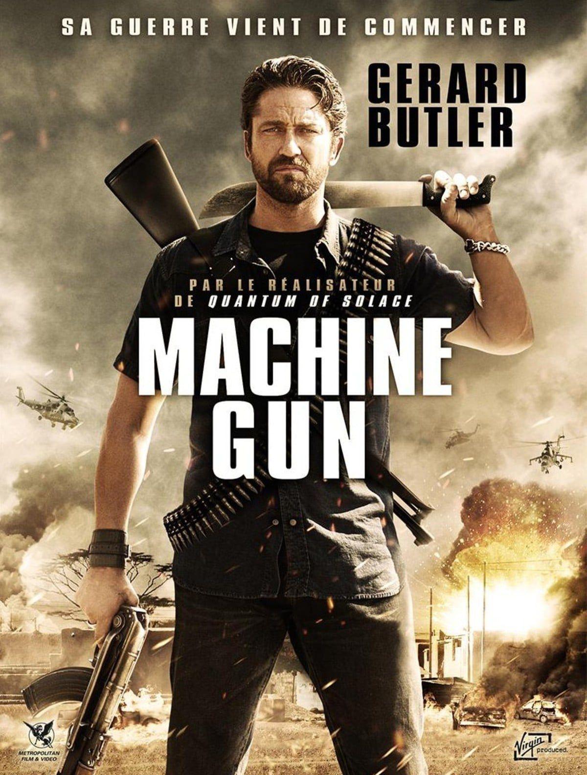 Machine Gun - Film (2011)