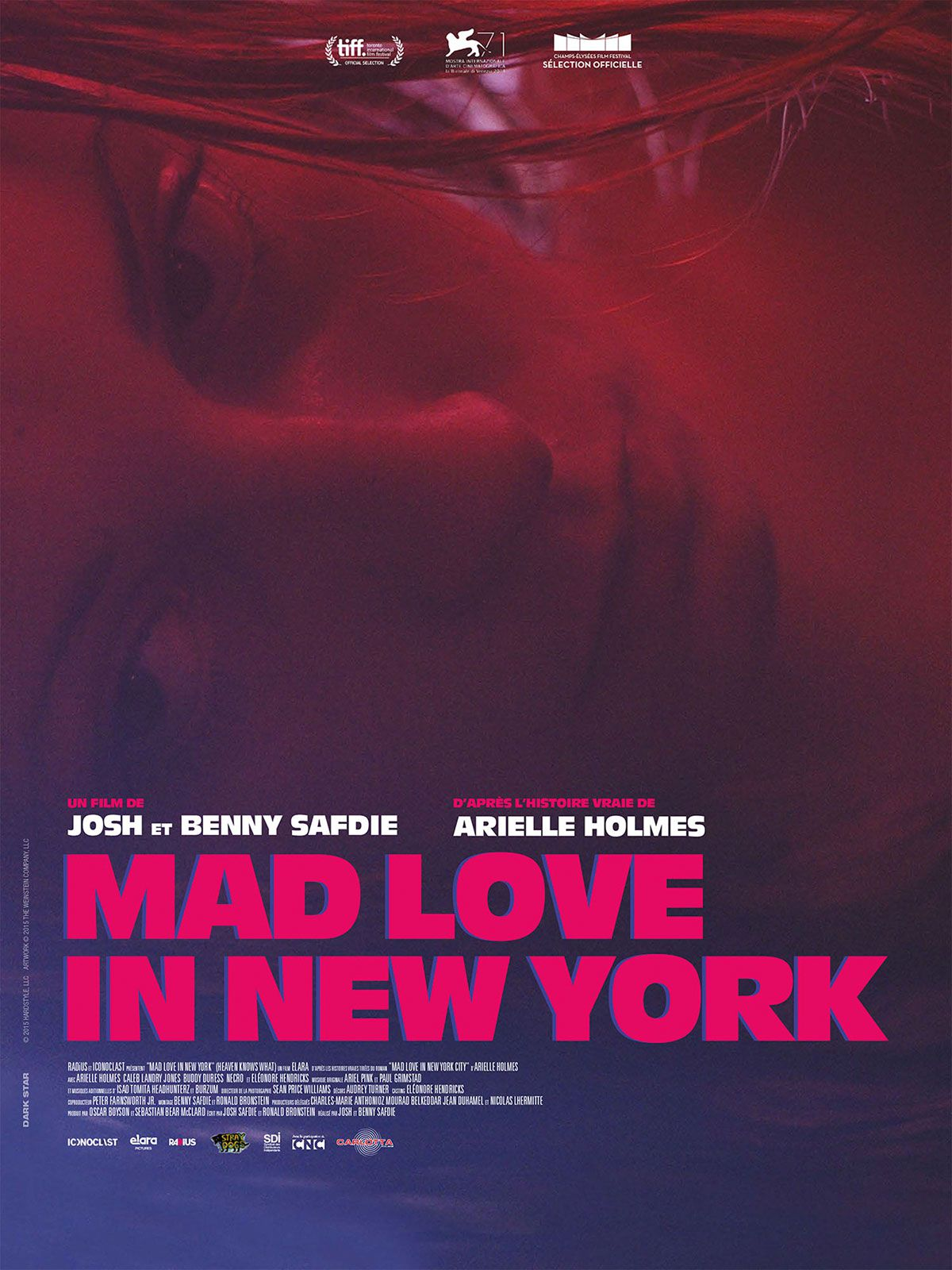 Mad Love in New York - Film (2015)