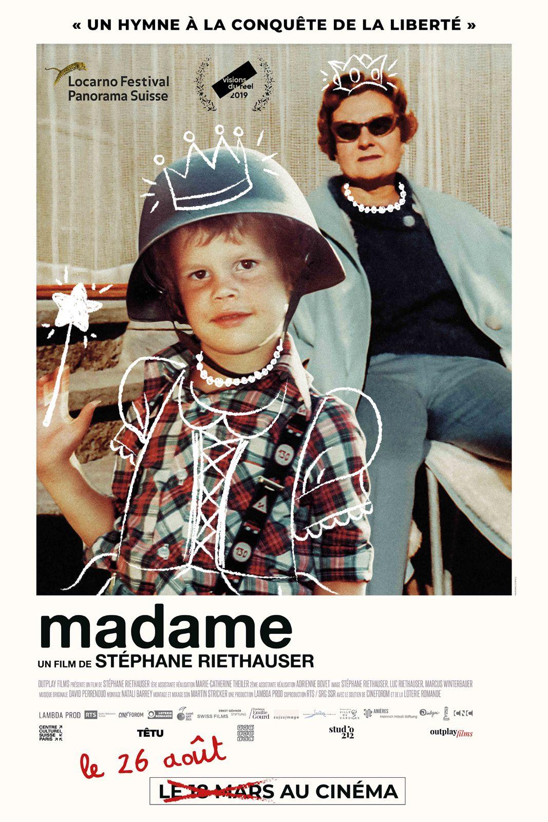 Madame - Documentaire (2020)
